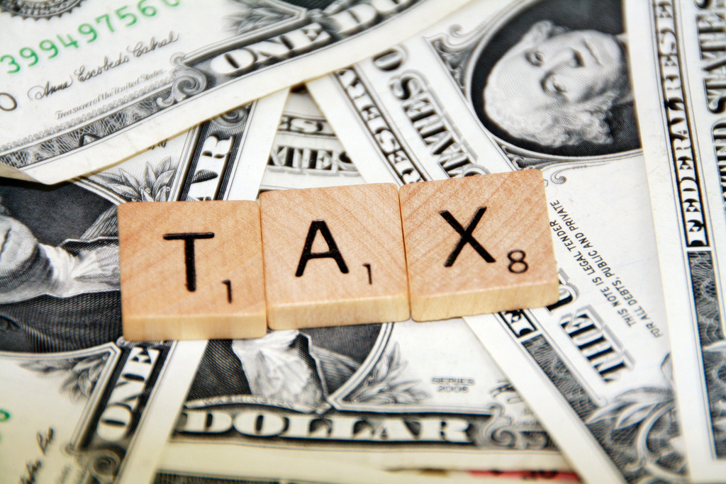New Tax Law Update