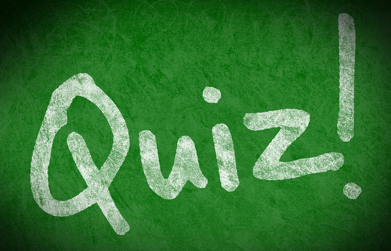 The Hourglass Quiz